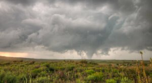 Due To A Weak La Niña, Some Parts Of Texas Could See More Storms Than Usual This Spring