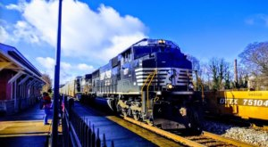 A Visit To This Railroad Museum In South Carolina Is One The Whole Family Is Sure To Love
