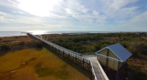 Camp Right On The Beach At Louisiana's Stunning Grand Isle State Park
