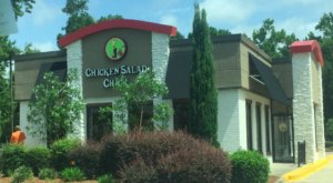 Try More Than 10 Different Chicken Salads At Chicken Salad Chick In Louisiana