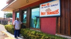 Hicks' World Famous Tamales In Mississippi Is An Old-School Favorite That Shouldn't Be Passed Up