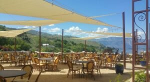 Drink In The Views And Eat Delicious Food At Siren Song Wines In Washington