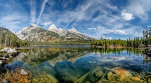 Grand Teton National Park Is Home To 8 Of Wyoming's Most Stunning Lakes