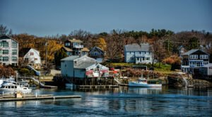 The Historic Small Town That Every Mainer Should Visit At Least Once