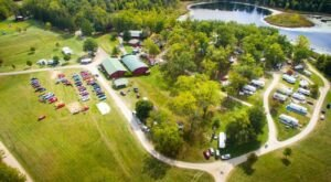 Nicknamed Nashville Of The North, Buck Lake Ranch Is A Legendary Family Campground In Indiana