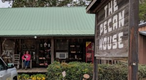 Treat Yourself With A Visit To The Pecan House In Mississippi