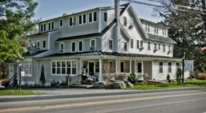Make Your Escape To The Frogtown Inn Bed & Breakfast, An Isolated Inn In Pennsylvania