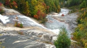 Take A 98-Mile Drive On The North Carolina Waterfall Scenic Byway And Pass Scores Of Waterfalls