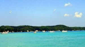 Experience Michigan's Clearest Water With A Stay At Northwind Resort On Torch Lake
