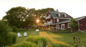 Make Your Escape To The Chanticleer Guest House, An Isolated Inn In Wisconsin