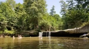 5 Easy-Access Mississippi Waterfalls That Are Perfect For A Summer Adventure