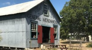 The Quaint And Charming Fischer Store Is Among The Oldest General Stores In Small-Town Texas