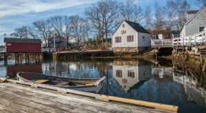 These 10 Towns In Maine Aren't Big And Aren't Too Small – They're Just Right