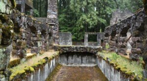 The Ruins Of Jack London's Wolf House In Northern California Are Devastatingly Beautiful