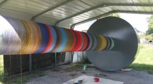 Visit The World's Largest Spool Of Thread, A Quirky Roadside Attraction In Missouri