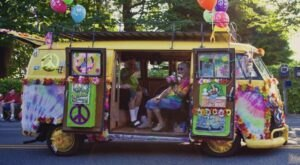 Embrace Your Inner Flower Child At The Peace, Love, & Hippies Festival In Michigan