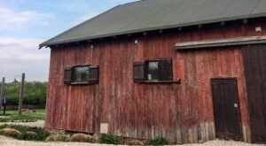 There's A Restaurant In This 1860s Dairy Barn In Indiana And You'll Want To Visit
