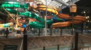 No Winter Is Complete Without A Trip To Pennsylvania's Biggest Indoor Water Park, Kalahari Waterpark