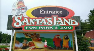 Open Since 1966, Santa's Land Fun Park And Zoo Has Delighted Generations Of North Carolinians