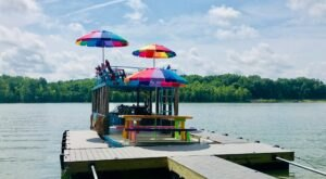 Stay At Your Very Own Private Summer Camp At Pine Paradise On Nolin Lake In Kentucky