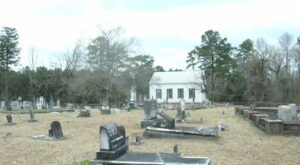 A Haunted Chapel Is All That Remains Of A Mississippi Settlement From The 1800s