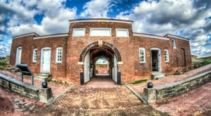 Fort McHenry Is An Inexpensive Road Trip Destination In Maryland That's Affordable