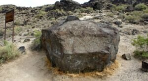 Explore The Archaeological Site In Idaho That's Home To The Famous Map Rock