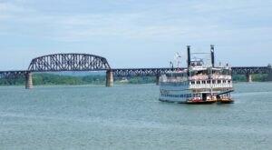 Explore The Ohio River Aboard Kentucky's Favorite Historic Riverboat