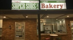 Home Of The Two Feet Pound Of Meat Subs, New York Super Subs Near Pittsburgh Shouldn't Be Passed Up