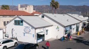 Buy The Best Fresh-Caught Fish And Crab At The Santa Barbara Fish Market In Southern California