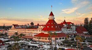 The Terrifying Tale Of Southern California's Haunted Hotel Del Coronado Will Give You Nightmares