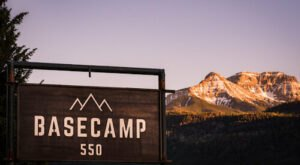 Colorado's Glampground Getaway, Basecamp 550 Is Truly One-Of-A-Kind