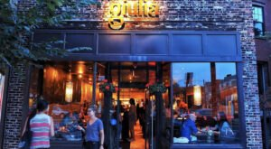 The Italian Food At Giulia In Massachusetts Will Transport You Straight To Rome
