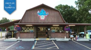 Northwestern Ohio Is Home To Some Of The State's Best Antiques And Ice Cream And This Day Trip Proves It