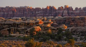 Travel Back To The Dark Ages By Visiting Utah's Very Own Needles District of Canyonlands