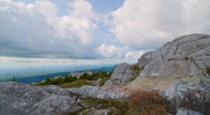 Explore 360 Degrees Of Unparalleled Views Of Mountains On The Scenic Mount Monadnock In New Hampshire