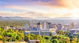 A Recent Study Shows This Utah City Is The Most Stress-Free In The Country