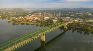 Marietta Is A Small Town In Ohio That Offers Plenty Of Peace And Quiet