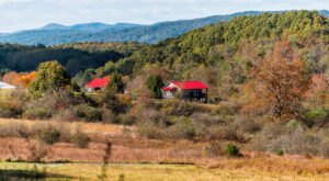 Bath County, Virginia Was Recently Named A Top U.S. Travel Destination And It's Not Hard To See Why