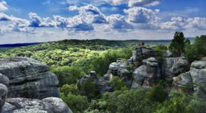 Discover These 7 Natural Wonders Of The Illinois Ozarks
