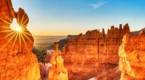 Bryce Canyon National Park: Hike Through Hundreds Of Hoodoos In Utah
