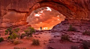 Take A Utah Adventure To Our State's Stunning Double Arch Windows