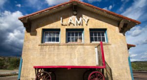 Lamy Is A Small Town In New Mexico That Offers Plenty Of Peace And Quiet
