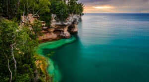 Pictured Rocks National Lakeshore: An Idyllic Michigan Destination For All Seasons