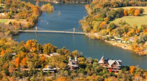 Eureka Springs Is A Small Town In Arkansas That Offers Plenty Of Peace And Quiet