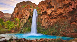 One Of The Best Waterfalls In The U.S. Is Right Here In Arizona