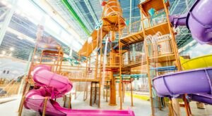 No Winter Is Complete Without A Trip To Georgia's Biggest Indoor Water Park, Great Wolf Lodge