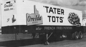 Tater Tots Were Invented At This Old, Charming Farm In Oregon In The 1950s