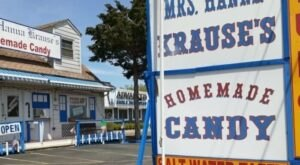 The Absolutely Whimsical Candy Store In New Jersey, Mrs. Hanna Krause's Homemade Candy Will Make You Feel Like A Kid Again