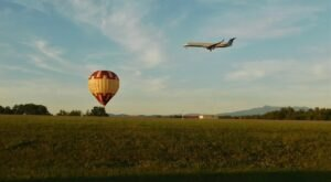Soar Through the Sky And Experience Aerial Views Of Vermont With Above Reality Hot Air Balloons